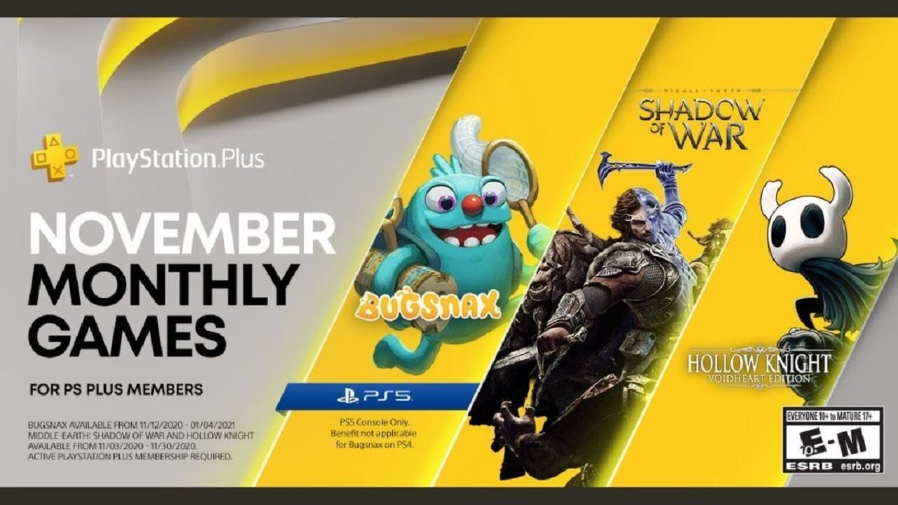 PS Plus Members Will Get Double