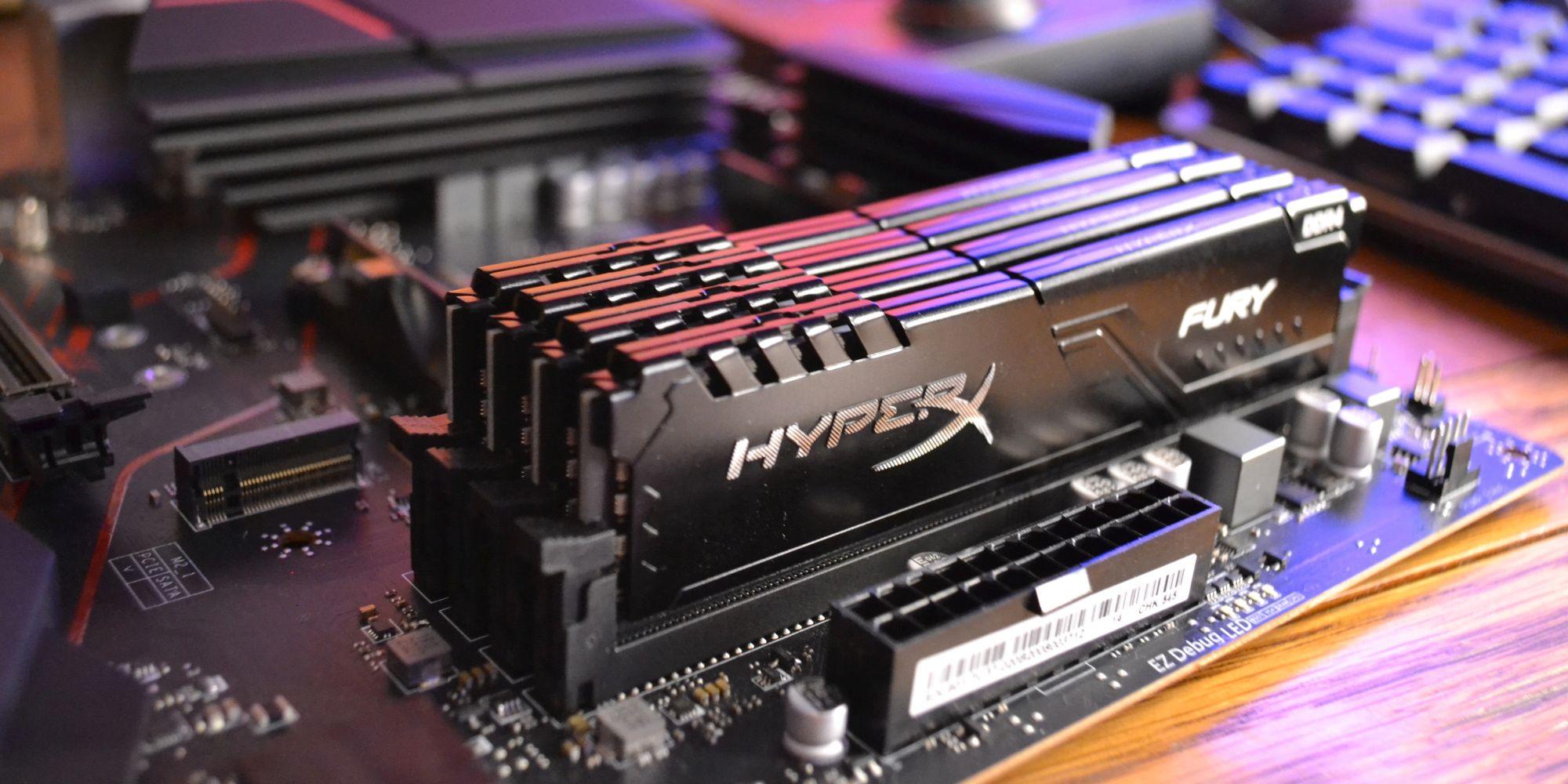RAM For Maximum Performance