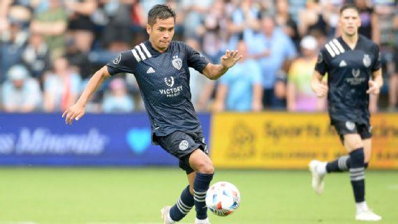 Sporting KC Felipe Hernandez suspended