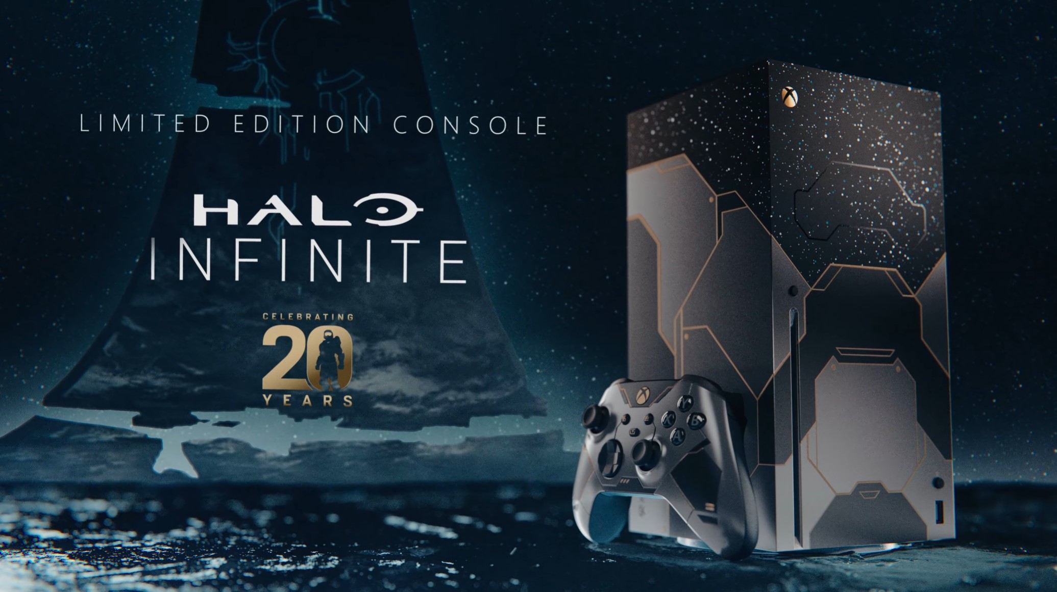 Xbox Series X Halo Infinite sold out at Microsoft
