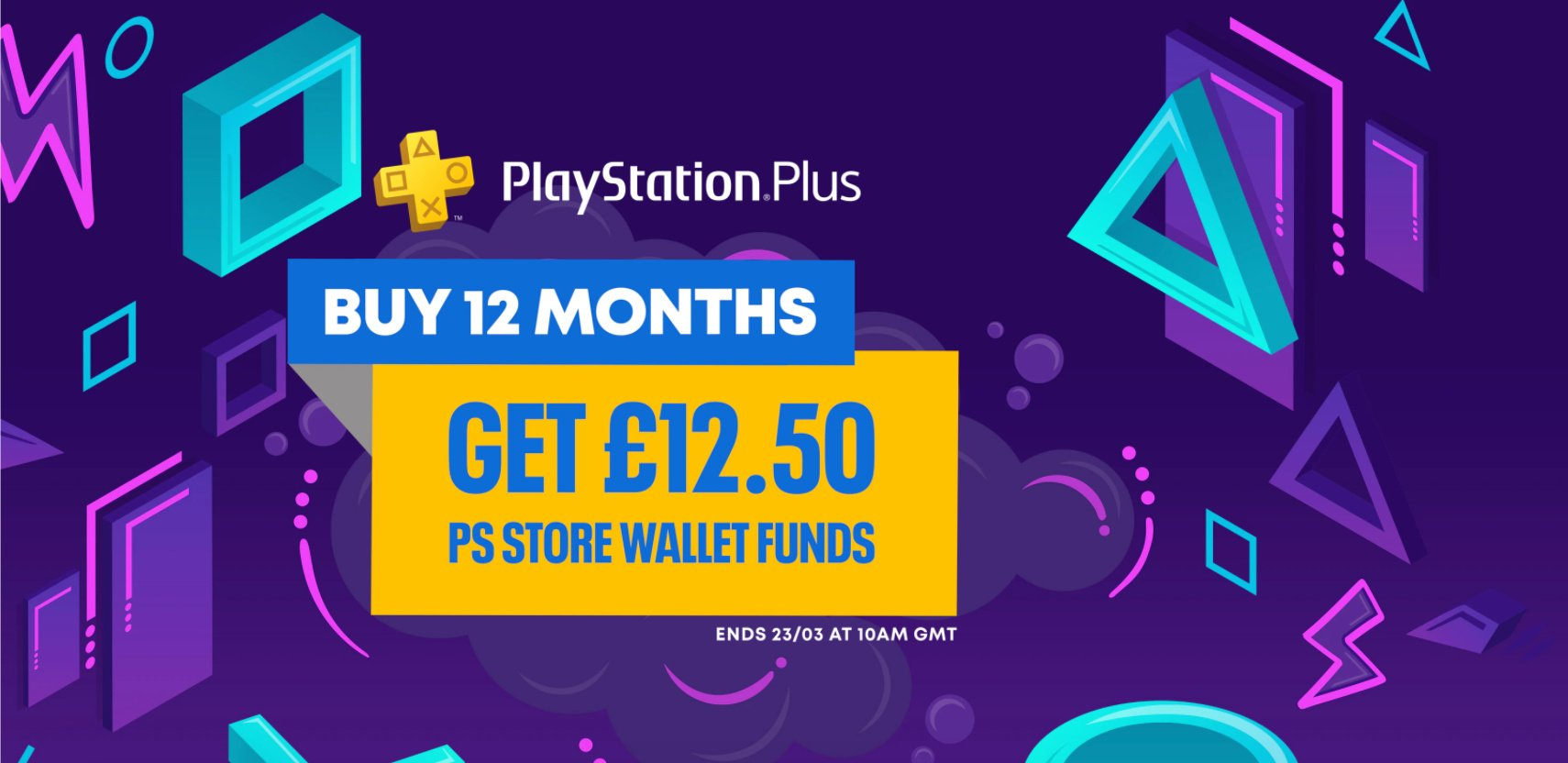 PS Store offers 25 Percent off annual PS Plus